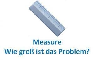 Measure - wie gross ist das Problem