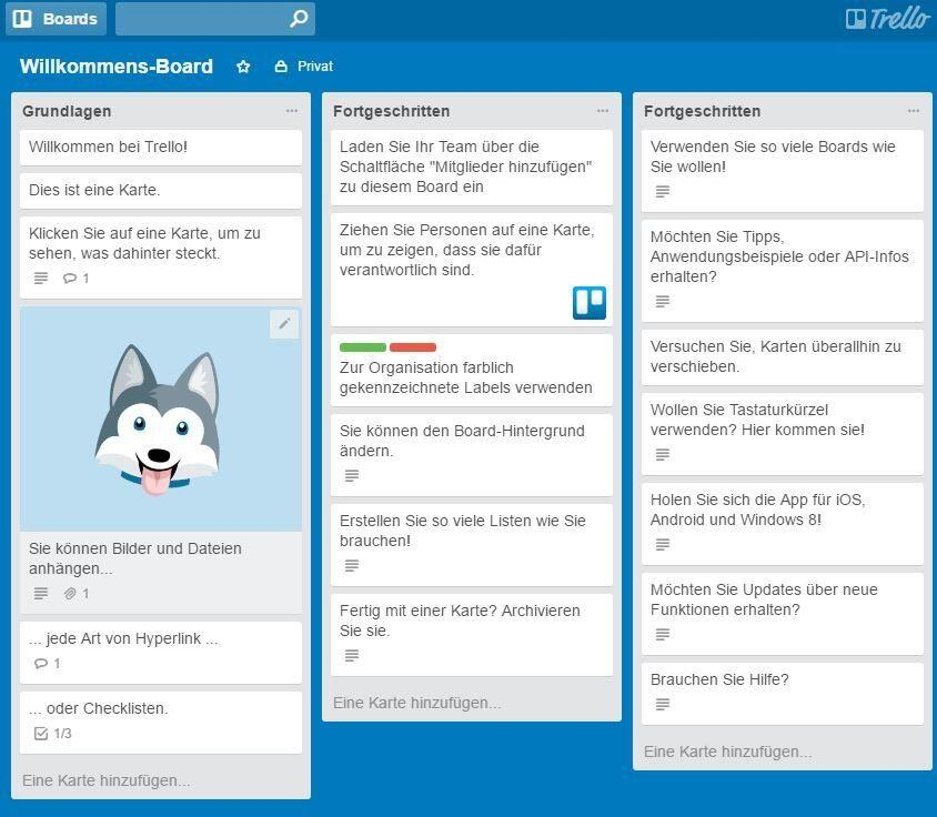 trello_to_do_liste_willkommens_board